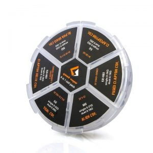 GeekVape 6 in 1 Coil Pack (20 Pack) - Default Title