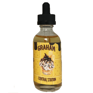 Graham Central Station E-Juice - 120ml - 120ml / 0mg