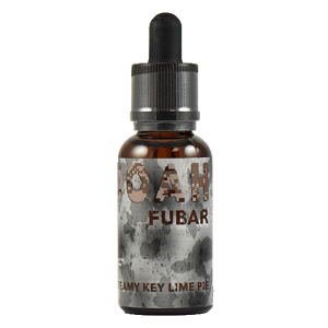 HOOAH E-Liquid - FUBAR - 30ml - 30ml / 0mg