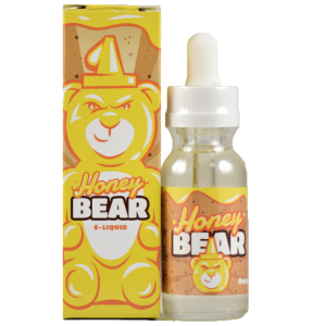 Honey Bear E-Liquid - 30ml - 30ml / 0mg