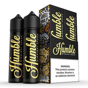Humble Juice Co. - Midnight Snack - 2x60ml / 6mg
