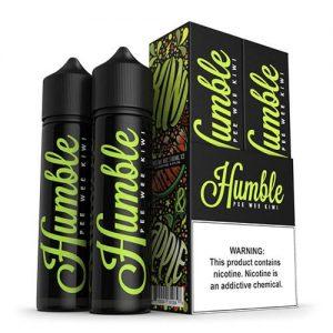Humble Juice Co. - Pee Wee Kiwi - 2x60ml / 3mg