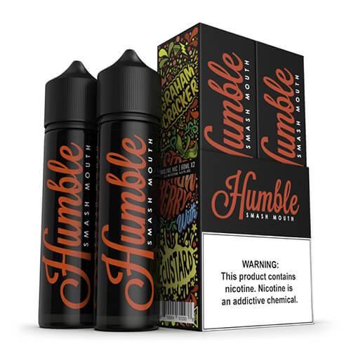 Humble Juice Co. - Smash Mouth - 2x60ml / 3mg