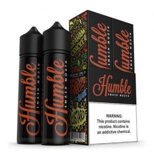 Humble Juice Co. - Smash Mouth - 2x60ml / 6mg
