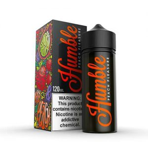 Humble Juice Co. - Peach Pleasure - 120ml / 0mg