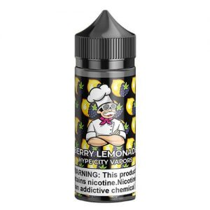 Hype City Vapors - Berry Lemonade - 100ml / 0mg