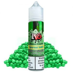 IVG Premium E-Liquids - Spearmint Bubble - 60ml / 0mg