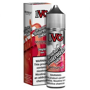 IVG Premium E-Liquids - Strawberry Watermelon Chew - 60ml / 0mg