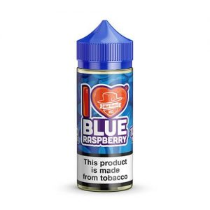 Mad Hatter Juice - I Love Candy Blue Raspberry - 100ml / 0mg
