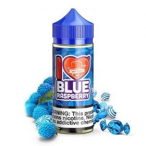 Mad Hatter Juice - I Love Candy Blue Raspberry - 60ml / 6mg