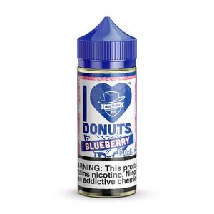 Mad Hatter Juice - I Love Donuts Blueberry - 100ml / 0mg