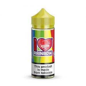 Mad Hatter Juice - I Love Candy Rainbow - 100ml / 0mg