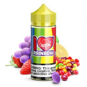 Mad Hatter Juice - I Love Candy Rainbow - 60ml / 0mg