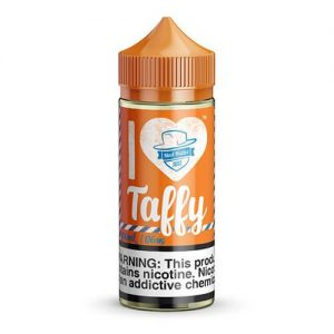 Mad Hatter Juice - I Love Taffy - 100ml / 6mg