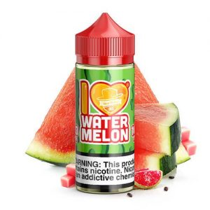 Mad Hatter Juice - I Love Candy Watermelon - 60ml / 0mg