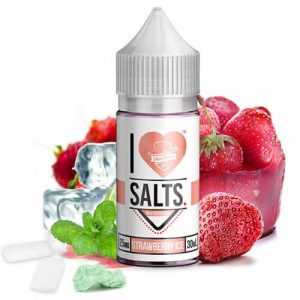I Love Salts by Mad Hatter - Strawberry Ice - 30ml / 50mg