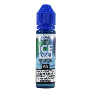 Ice Rabbit by Mighty Vapors - Spearmint - 60ml / 3mg