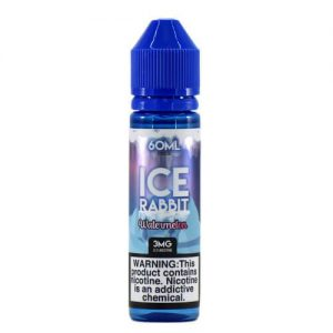 Ice Rabbit by Mighty Vapors - Watermelon - 60ml / 0mg