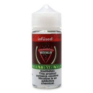 Infused eJuice - Strawberry Watermelon - 100ml / 3mg