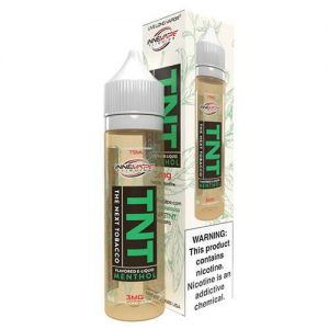 Innevape eLiquids - TNT (The Next Tobacco) Menthol - 75ml / 3mg