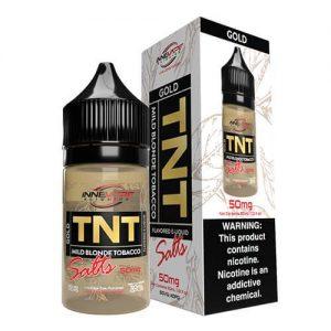Innevape eLiquids Salts - TNT (The Next Tobacco) Gold - 30ml / 24mg
