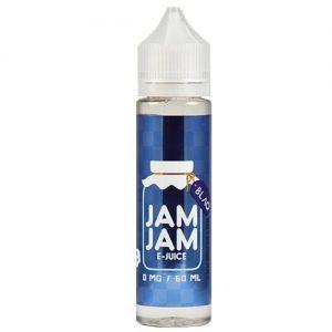 Jam Jam By Blaq Vapors - Boysenberry Jam - 60ml / 6mg