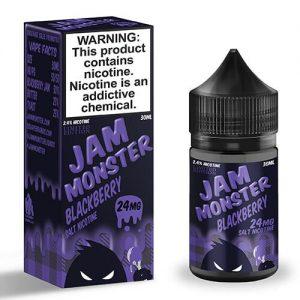Jam Monster eJuice SALT - Blackberry - 30ml / 24mg