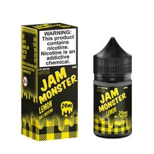 Jam Monster eJuice SALT - Lemon (Limited Edition) - 30ml / 24mg