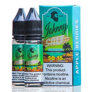 Johnny Be Fresh SALTS - Cowabunga - 2x15ml / 50mg