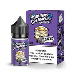 Johnny Creampuff Salts - Blueberry - 30ml / 50mg