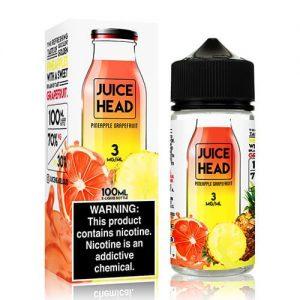 Juice Head - Pineapple Grapefruit eJuice - 100ml / 3mg