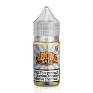 Juice Roll Upz SALT - Carnival Cotton Candy - 30ml / 25mg