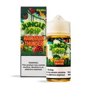 Jungle Drip eLiquid - Hawaiian Thunder - 100ml / 0mg