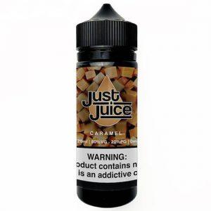 Just Juice - Caramel - 120ml / 3mg