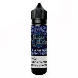 Just Juice - Blueberry - 60ml / 3mg