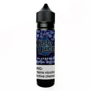 Just Juice - Blueberry - 60ml / 0mg