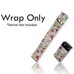 Juul Wrap by VCG Customs - Floral #1