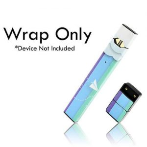 Juul Wrap by VCG Customs - Paper Planes