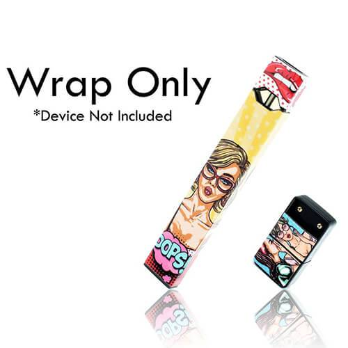 Juul Wrap by VCG Customs - POP!