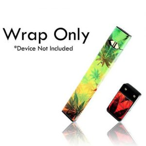 Juul Wrap by VCG Customs - Rasta