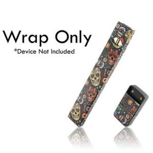 Juul Wrap by VCG Customs - Sugar Skulls