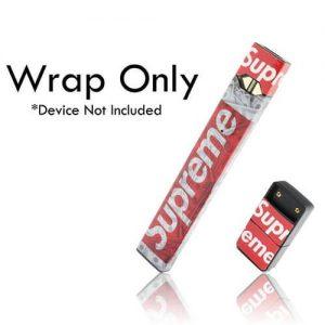 Juul Wrap by VCG Customs - Supreme