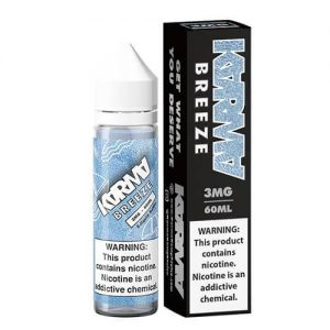 Karma Komp eJuice - Breeze - 60ml / 6mg