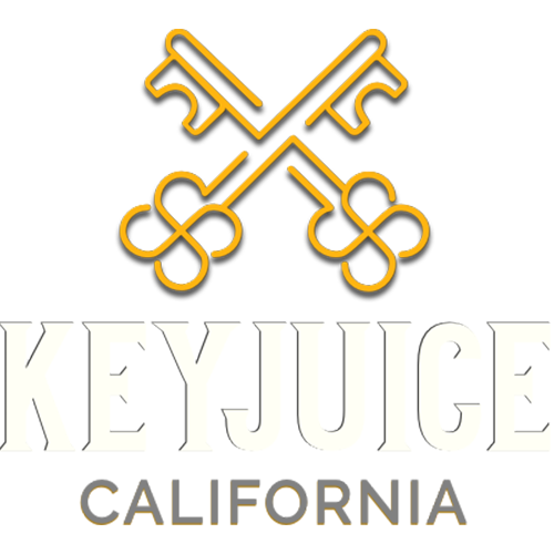 KeyJuice Labs - Berry White - 60ml / 0mg