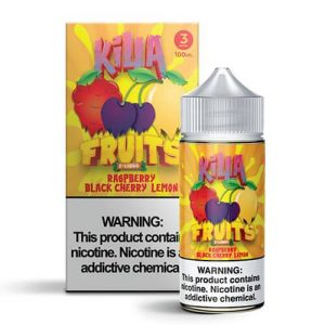 Killa Fruits - Raspberry Black Cherry Lemon - 100ml / 3mg