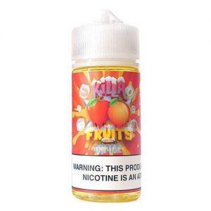 Killa Fruits - Red Apple Peach on ICE - 100ml / 0mg