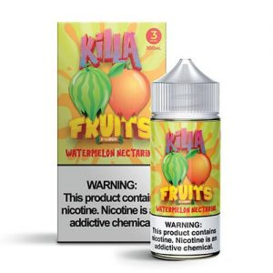 Killa Fruits - Watermelon Nectarine - 100ml / 3mg