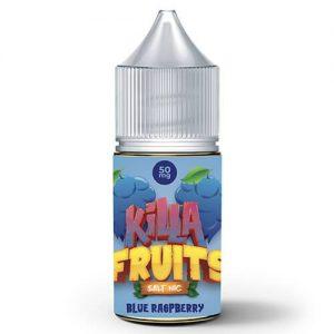 Killa Fruits SALTS - Blue Raspberry - 30ml / 50mg