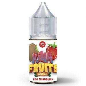 Killa Fruits SALTS - Kiwi Strawberry - 30ml / 50mg