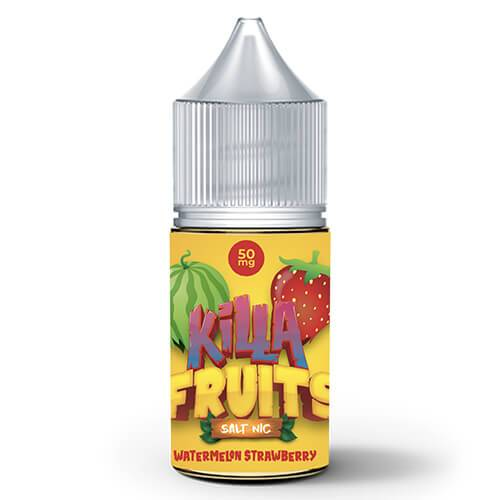 Killa Fruits SALTS - Watermelon Strawberry - 30ml / 50mg